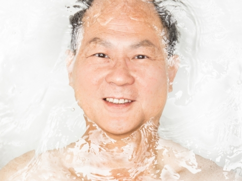 鲜魚行學校退休校長梁紀昌