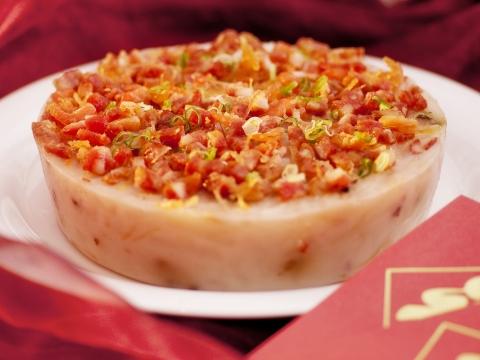 瑤柱蘿蔔糕