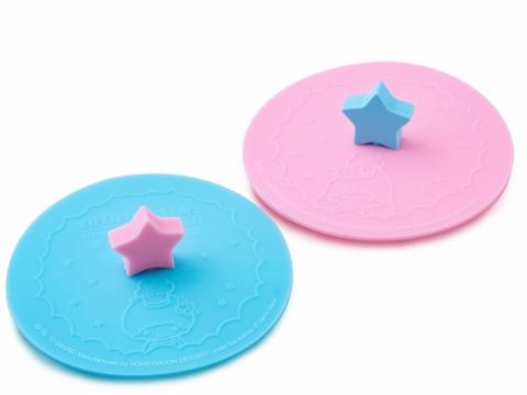 星星矽膠杯蓋套裝 (2個1套) HK$89