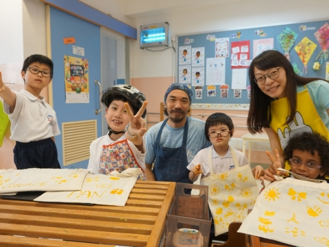 香港紅十字會本著人道精神,為身體弱能及傷病學童,提供全人教育,令學生可以發展潛能。