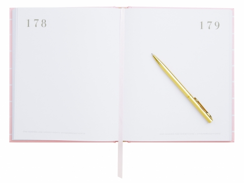 kikki.K 365 Days Journal with Pen HK$295