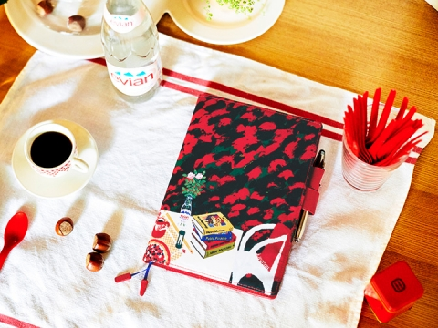 Hobonichi A Book and Flowers Planner HK$648