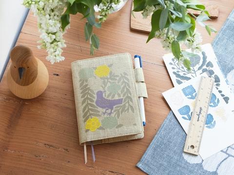 Hobonichi Bird, Flower, Willow Planner HK$458