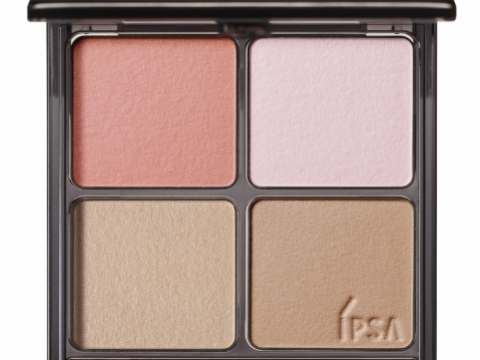 IPSA Face Color Designing Palette(共12色)$430