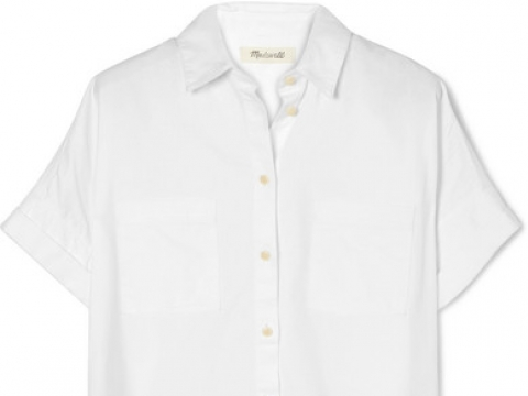 Courier cotton shirt HK$678 (MADEWELL)