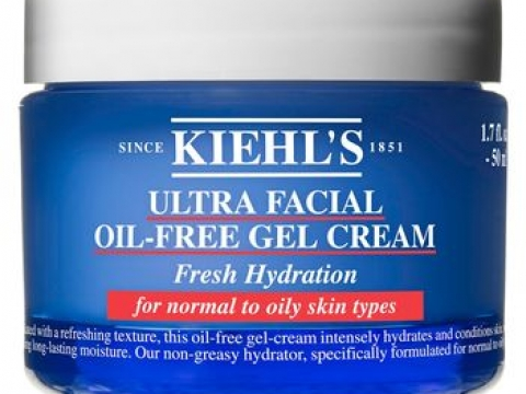 Kiehl's Ultra Facial Oil-free Gel Cream HK$295/50ml