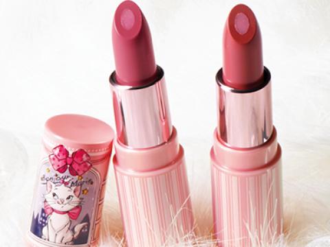 蜜芯唇膏每支1728yen,約HK$120。
