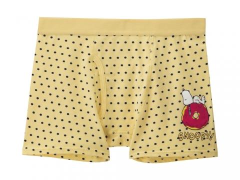 PEANUTS  x GU Boxer HK$39