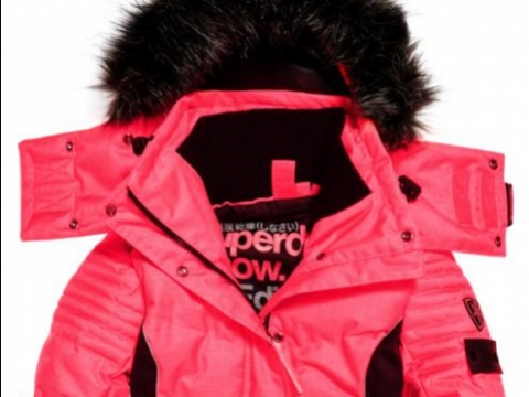 Snow Puffer HK$3,280 ( Superdry)