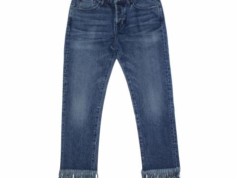 3x1 流蘇牛仔褲長褲 HK$3,150