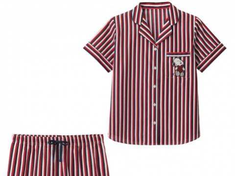 PEANUTS  x GU Pajama short HK$199