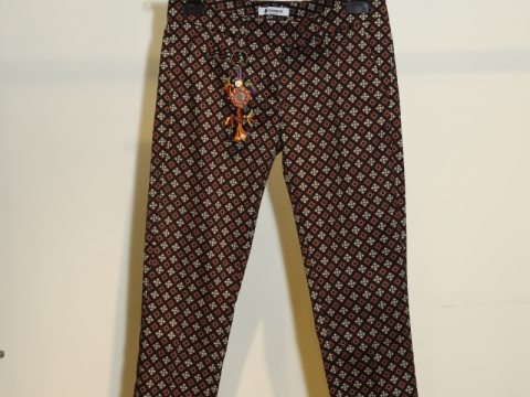 Dondup trousers $1,512 (Original Price: $3,780)