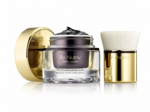Re-Nutriv Ultimate Diamond Revitalizing Mask Noir極緻黑鑽塑顏活能面膜   $3,500/50ml