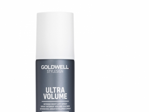 增加層次感Ultra Volume Double Boost頭髮噴霧 HKD$140(GOLDWELL)