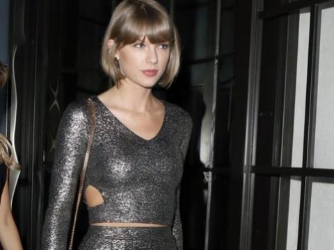 銀色可愛版:Taylor Swift