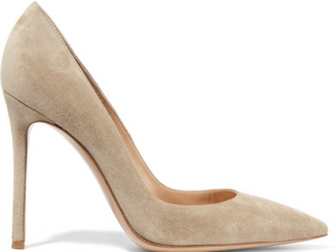105 suede pumps HK$3,805 (GIANVITO ROSSI)
