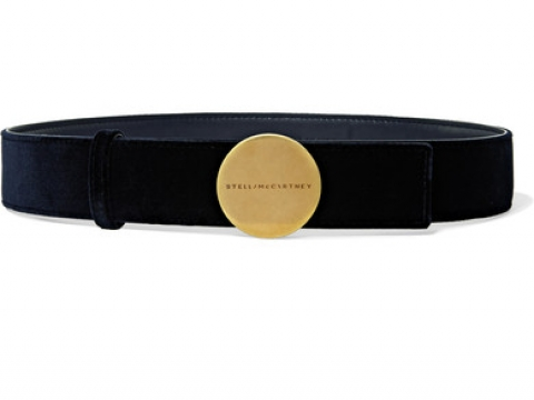 Velvet belt HK$3,360 (STELLA MCCARTNEY)