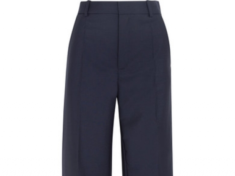 Ferdy wool and mohair-blend wide-leg pants HK$1,178 (JOSEPH)