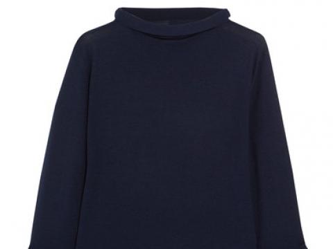 Wool sweater HK$1,015 (ALLUDE)