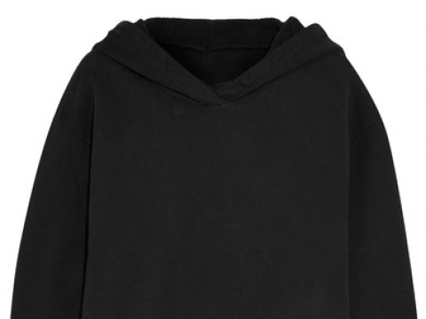 Oversized cotton-jersey hooded top HK$2,655 (MM6 MAISON MARGIELA)