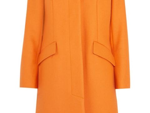 ool-blend coat HK$4,200 (PAUL & JOE Bonnie)