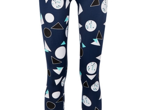 Match Point printed stretch leggings HK$815 (THE UPSIDE)