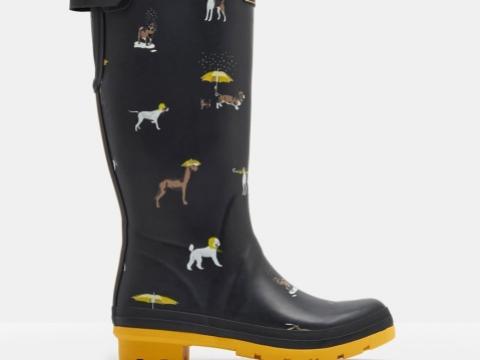 PRINTED RAIN BOOTS HK$628 (Joules)