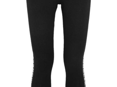 Intarsia wool leggings HK$4,000 (MONCLER)