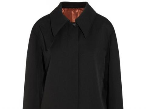 Wool-gabardine coat HK$4,719 (LEMAIRE)