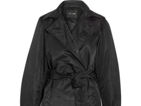 + Schott NYC Goodwin shell coat HK$3,280 (MAJE)