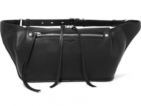 Ellis large textured-leather belt bag HK$3,430 (RAG & BONE)