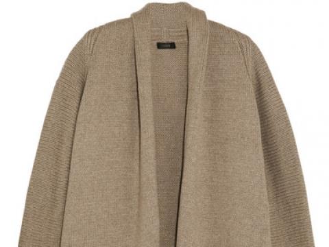 Cotton-blend cardigan HK$925 (J.CREW)