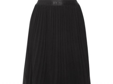 Lallah pleated chiffon maxi skirt HK$2,030 (BY MALENE BIRGER)