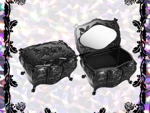復古薔薇飾物盒Beauty Box A HK$350