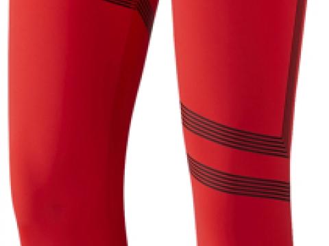 鮮紅色貼身Leggings HK$459