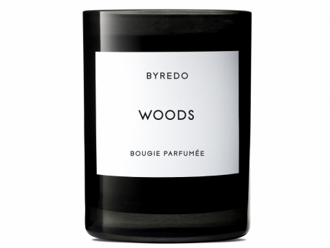 BYREDO Woods香薰蠟燭 HK$550/240亳克