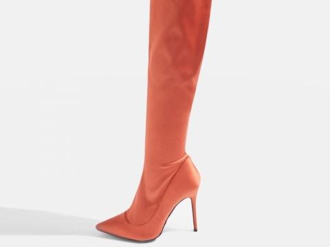 Bellini Sock Boots HK$361 (TOPSHOP)