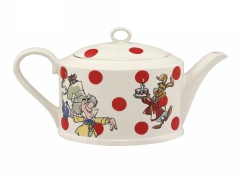Alice and Friends Tea Pot HK$590