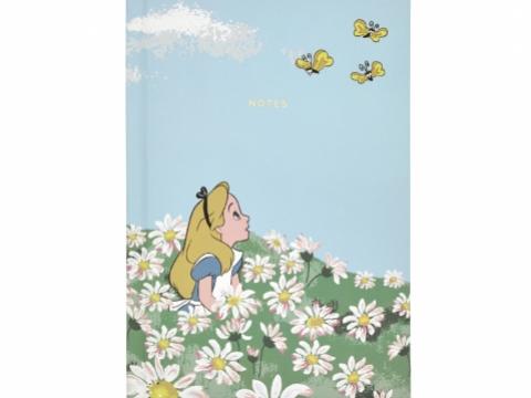 Alice' s Meadow A5 Hard Back Notebook HK$160