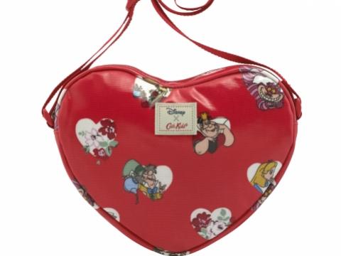 Disney Heart Shaped Handbag HK$260