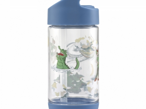 Peter Pan Mini Clouds Soft Navy Water Bottle HK$110