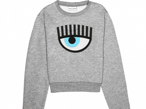 Logo sweatshirt HK$1,795 (Chiara Ferragni Collection)