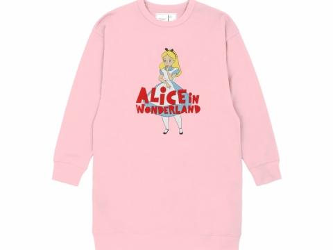 粉紅色「愛麗絲」時尚衛衣HK$459