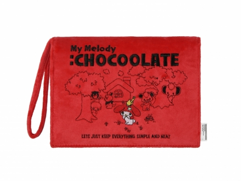 :CHOCOOLATE x My Melody手提袋  HK$259