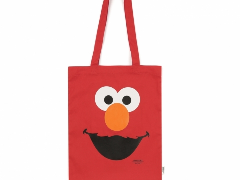 :CHOCOOLATE x SESAME STREET TOTE BAG HK$199