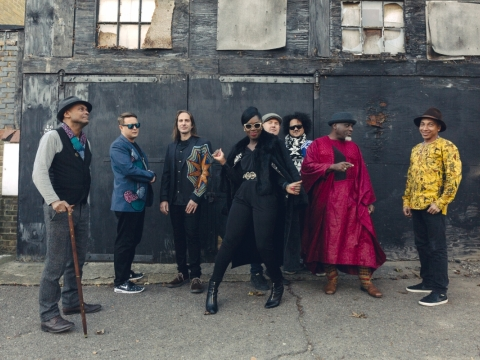 英國/尼日利亞Afro Electronica共同體IBIBIO SOUND MACHINE