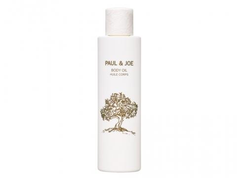 Paul & Joe Body Oil 橄欖柔肌身體護理油蘊含地中海橄欖油、葡萄籽油及橄欖角鯊烷。HK$300/170ml