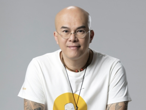 本地紋身師Gabe Shum