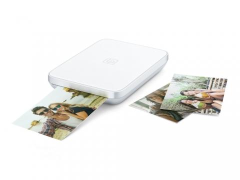 LifePrint列印機$1,148;相紙$198起