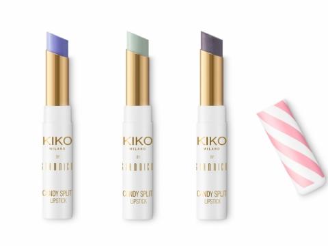 Kiko Candy Split Lipstick 各HK$99
